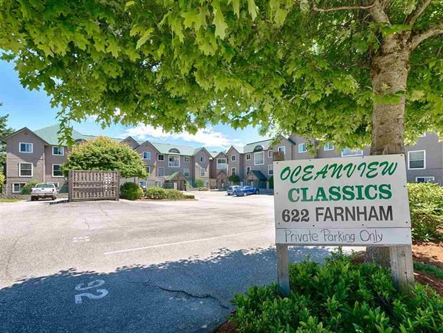"Main Photo: 13 622 FARNHAM Road in Gibsons: Gibsons & Area Condo for sale in ""Oceanview Classic"" (Sunshine Coast)  : MLS® # R2194855"