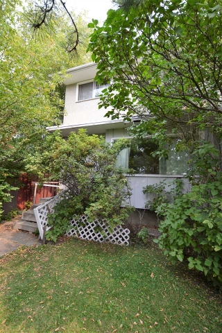 Main Photo: 10712 51 Avenue in Edmonton: Zone 15 House Half Duplex for sale : MLS® # E4080539