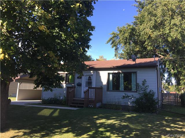 Main Photo: 1107 Fuller Street North in Dauphin: Northeast Residential for sale (R30 - Dauphin and Area)  : MLS®# 1723862