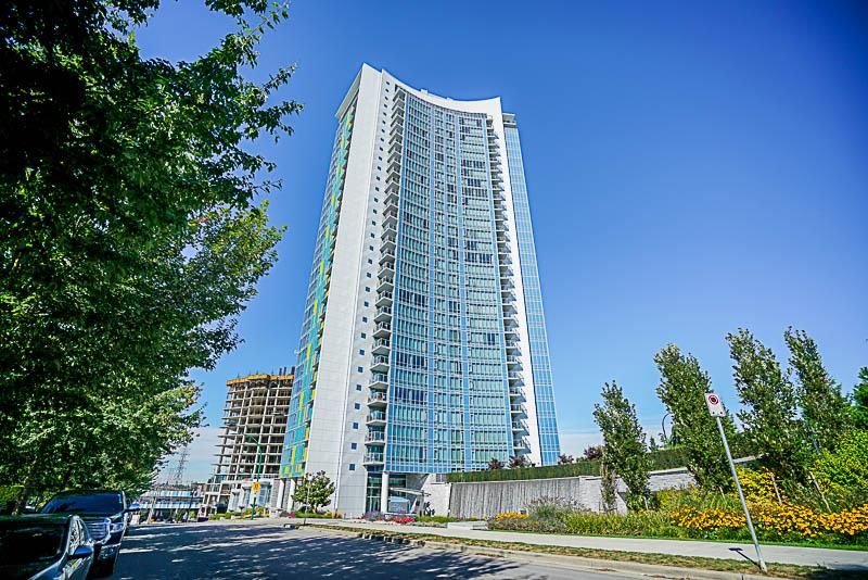 "Photo 2: 1201 4189 HALIFAX Street in Burnaby: Brentwood Park Condo for sale in ""AVIARA"" (Burnaby North)  : MLS® # R2204885"