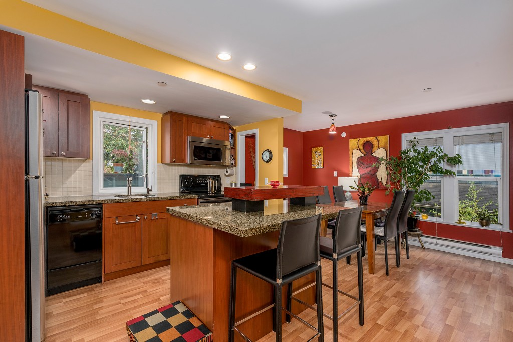 Photo 11: Photos: 849 KEEFER STREET in Vancouver: Mount Pleasant VE Townhouse for sale (Vancouver East)  : MLS®# R2204383