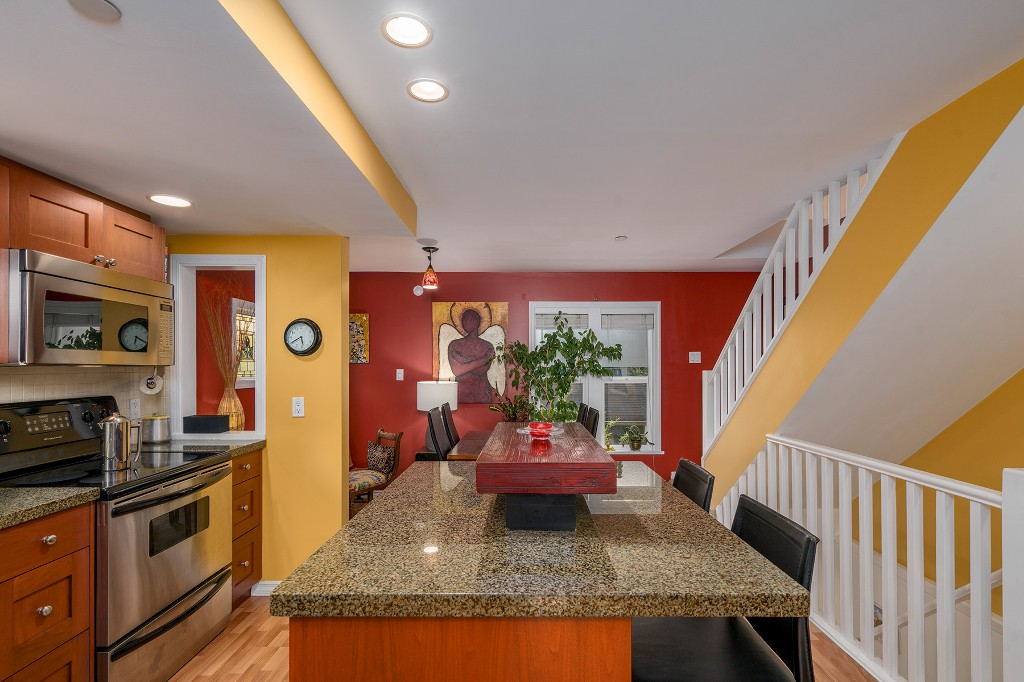 Photo 12: Photos: 849 KEEFER STREET in Vancouver: Mount Pleasant VE Townhouse for sale (Vancouver East)  : MLS®# R2204383