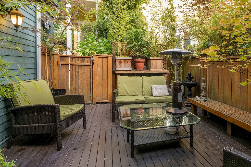 Photo 26: Photos: 849 KEEFER STREET in Vancouver: Mount Pleasant VE Townhouse for sale (Vancouver East)  : MLS®# R2204383