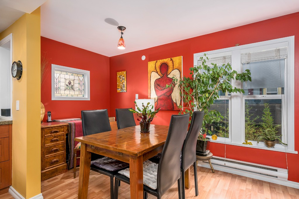 Photo 15: Photos: 849 KEEFER STREET in Vancouver: Mount Pleasant VE Townhouse for sale (Vancouver East)  : MLS®# R2204383