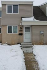 Main Photo: 14831B RIVERBEND Road in Edmonton: Zone 14 Townhouse for sale : MLS® # E4089773