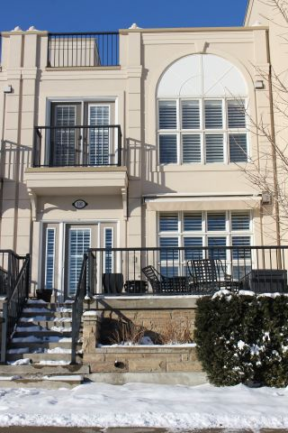 Main Photo: 101 165 Division Street in Cobourg: Residential Attached for sale