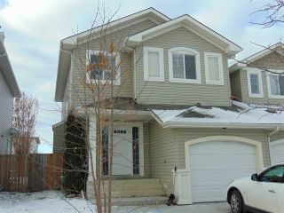 Main Photo: 43 BOXWOOD Bend: Fort Saskatchewan House Half Duplex for sale : MLS® # E4091581