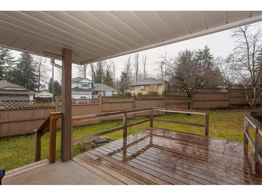 Photo 17: Photos: 32925 ORCHID Court in Mission: Mission BC House for sale : MLS® # R2235730