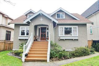 Main Photo: 2984 W 39TH Avenue in Vancouver: Kerrisdale House for sale (Vancouver West)  : MLS® # R2242360