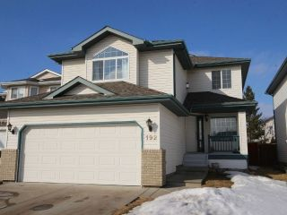 Main Photo: 192 Foxboro Place: Sherwood Park House for sale : MLS® # E4101742