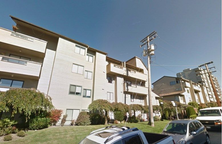 "Main Photo: 409 1363 CLYDE Avenue in West Vancouver: Ambleside Condo for sale in ""PLACE FOURTEEN"" : MLS®# R2266294"