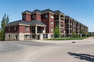 Main Photo: 103 501 Palisades Way: Sherwood Park Condo for sale : MLS®# E4111269