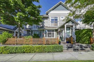 "Main Photo: 56 6300 LONDON Road in Richmond: Steveston South Townhouse for sale in ""MCKINNEY CROSSING"" : MLS®# R2271887"