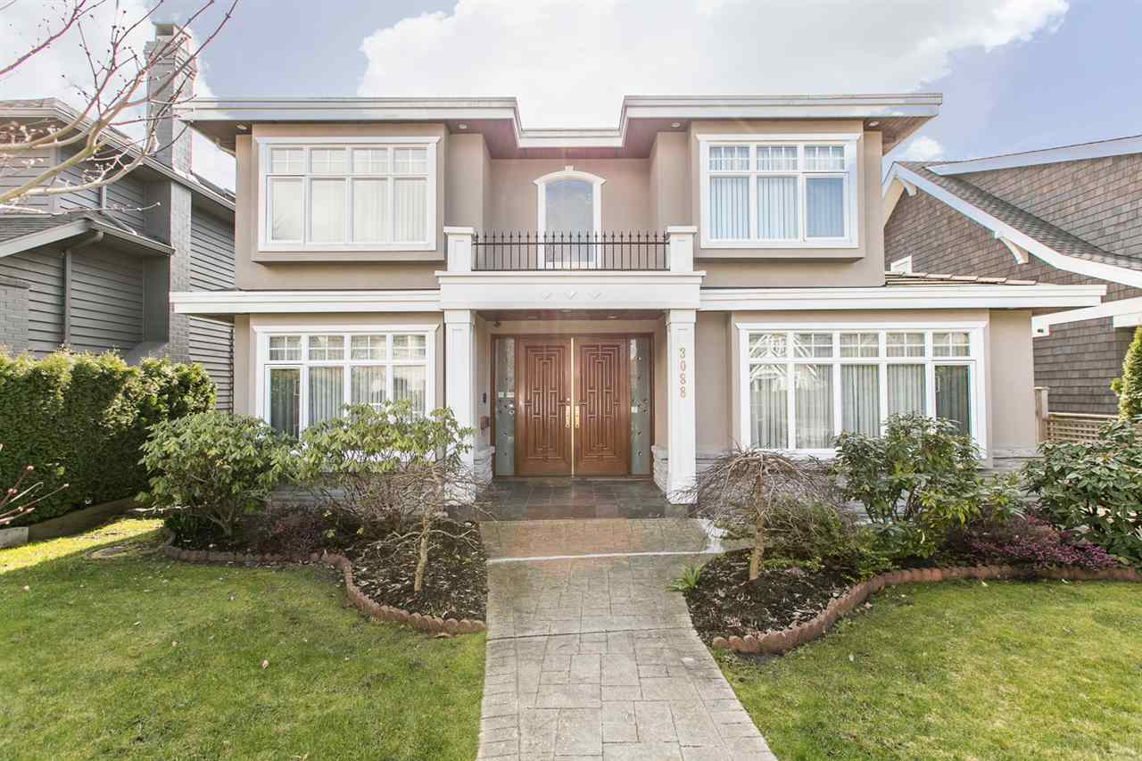 Main Photo: 3088 W 35TH Avenue in Vancouver: MacKenzie Heights House for sale (Vancouver West)  : MLS®# R2279187