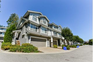 Main Photo: 124 20449 66 Avenue in Langley: Willoughby Heights Townhouse for sale : MLS®# R2294919