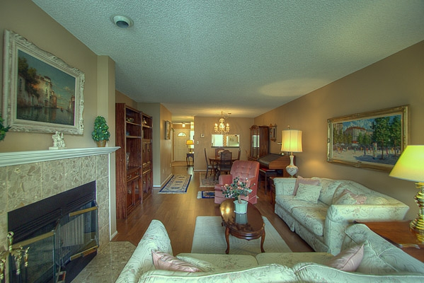 "Photo 11: 122 7251 MINORU Boulevard in Richmond: Brighouse South Condo for sale in ""THE RENAISSANCE"" : MLS® # V879983"