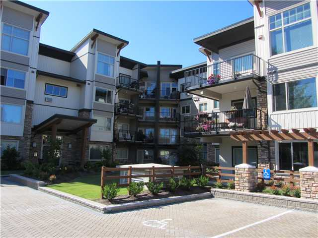 Main Photo: 303 11935 BURNETT Street in Maple Ridge: East Central Condo for sale : MLS® # V918454