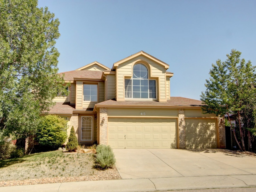 Main Photo: 45 W. Fremont Place in Littleton: House for sale : MLS® # 124555