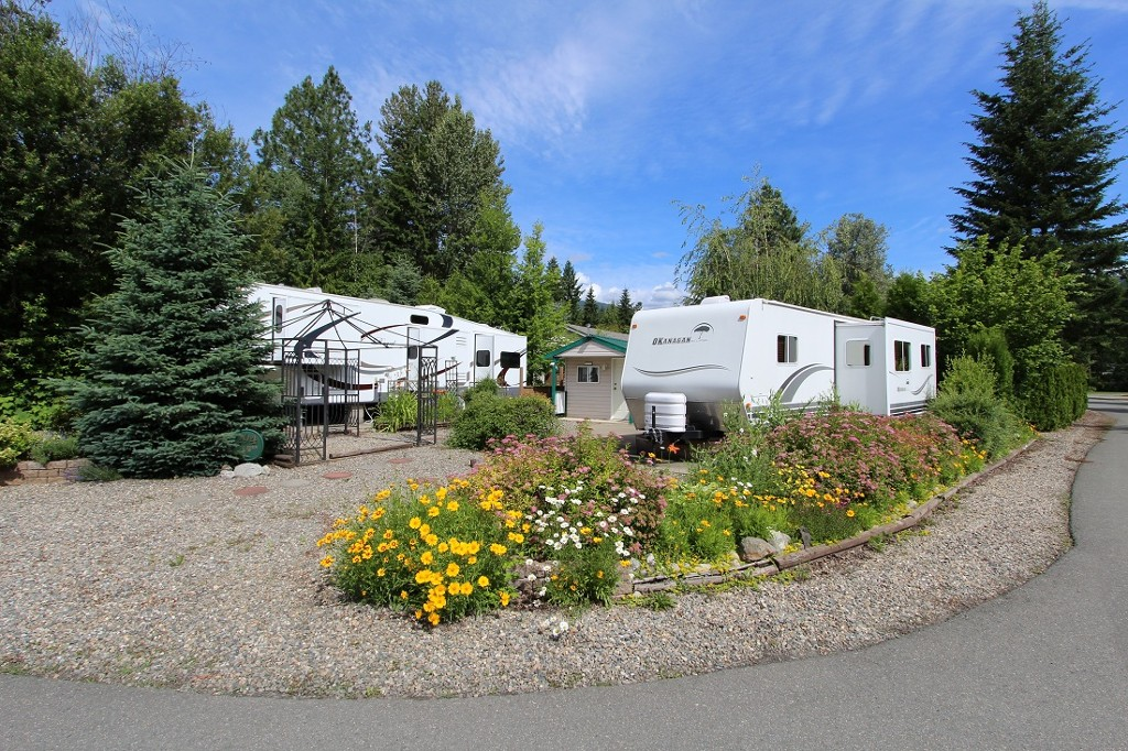 Main Photo: 294 3980 Squilax Anglemont Road in Scotch Creek: Recreational for sale : MLS® #   10067476