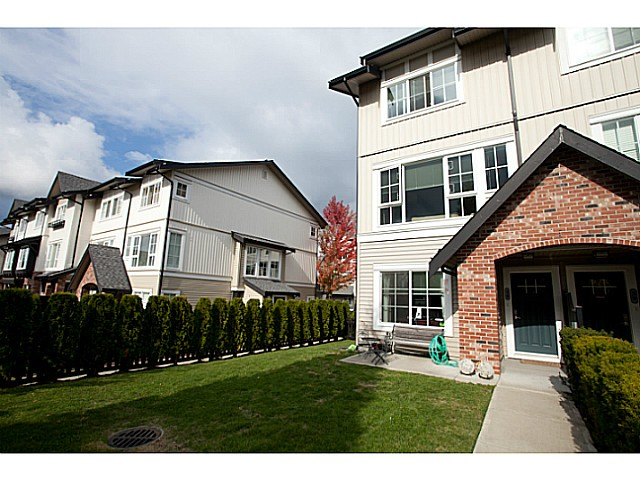 "Main Photo: 58 2450 161A Street in SURREY: Grandview Surrey Townhouse for sale in ""Glenmore"" (South Surrey White Rock)  : MLS® # F1323418"