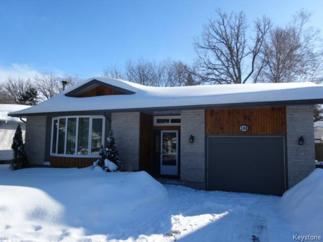Main Photo: 186 Woodlawn Avenue in WINNIPEG: St Vital Residential for sale (South East Winnipeg)  : MLS®# 1402641
