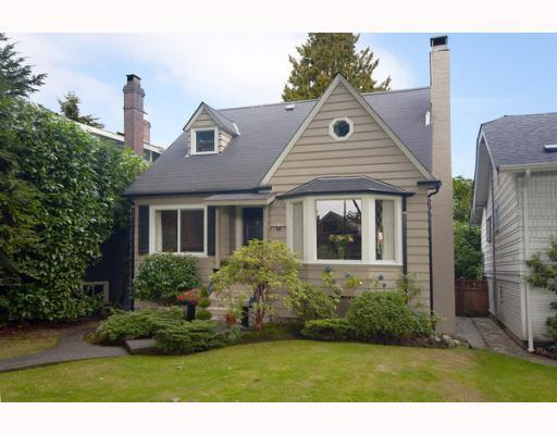 Main Photo:  in Vancouver: Kitsilano Home for sale ()  : MLS®# V785621