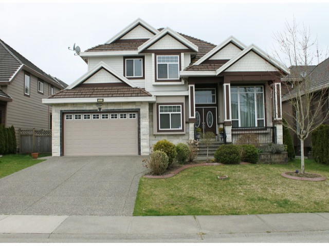 Main Photo: 10563 168TH Street in Surrey: Fraser Heights House for sale (North Surrey)  : MLS® # F1408467