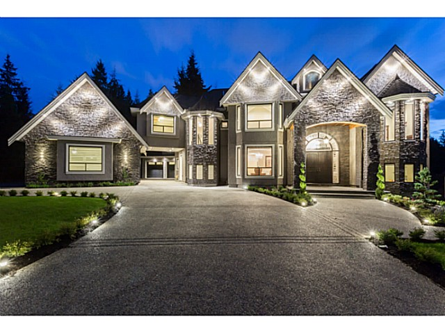 Main Photo: 1025 THOMSON Road: Anmore House for sale (Port Moody)  : MLS(r) # V1090116