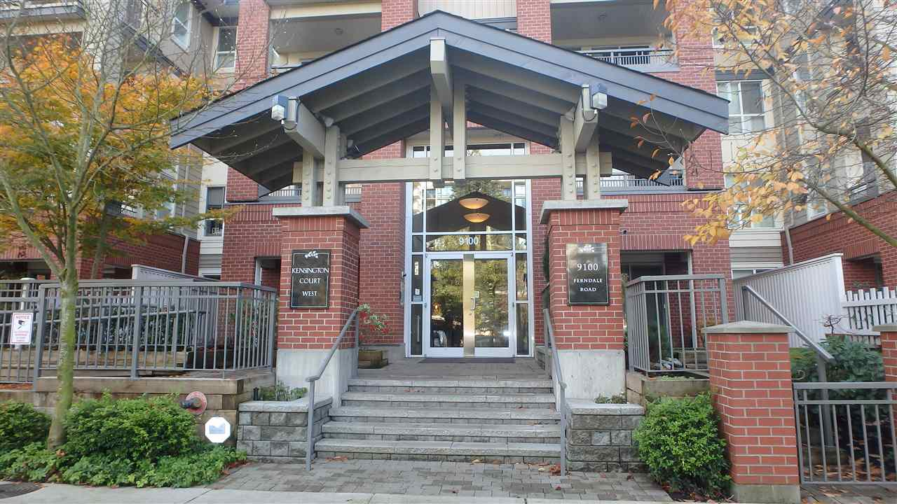 "Main Photo: 173 9100 FERNDALE Road in Richmond: McLennan North Condo for sale in ""KENSINGTON COURT"" : MLS(r) # R2012782"