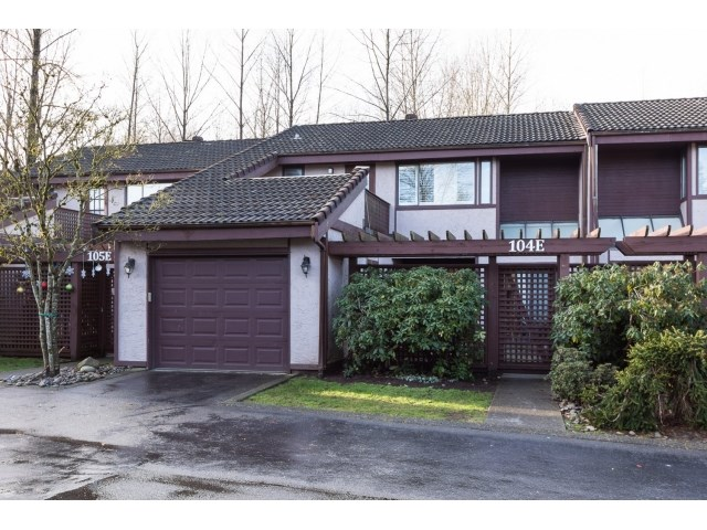 "Main Photo: 104E 3655 SHAUGHNESSY Street in Port Coquitlam: Glenwood PQ Townhouse for sale in ""SHAUGHNESSY PARK"" : MLS® # R2023053"