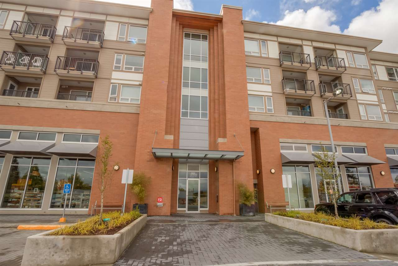 "Main Photo: 217 12339 STEVESTON Highway in Richmond: Ironwood Condo for sale in ""THE GARDENS - MAGNOLIA"" : MLS® # R2024669"