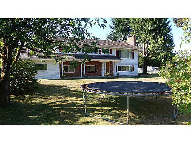 Main Photo: 21984 40 Avenue in Langley: Murrayville House for sale : MLS(r) # R2028966