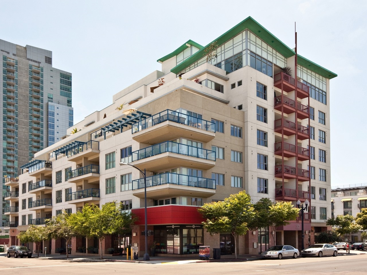 Main Photo: DOWNTOWN Condo for sale : 1 bedrooms : 875 G Street #209 in San Diego