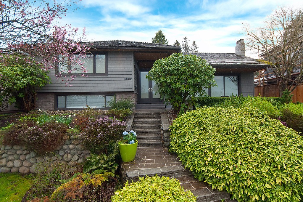 Main Photo: 4689 HAGGART Street in Vancouver: Quilchena House for sale (Vancouver West)  : MLS®# R2044745