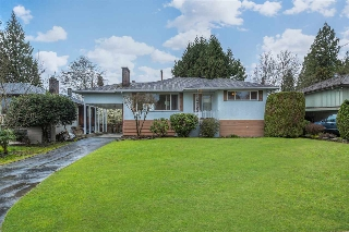 Main Photo: 1100 GROVER Avenue in Coquitlam: Central Coquitlam House for sale : MLS® # R2047034