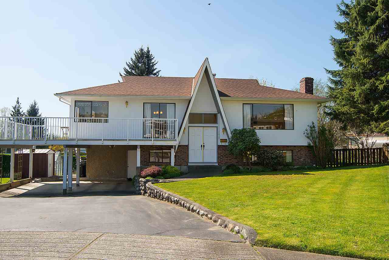 Main Photo: 7148 CARDINAL Court in Burnaby: Government Road House for sale (Burnaby North)  : MLS®# R2056449