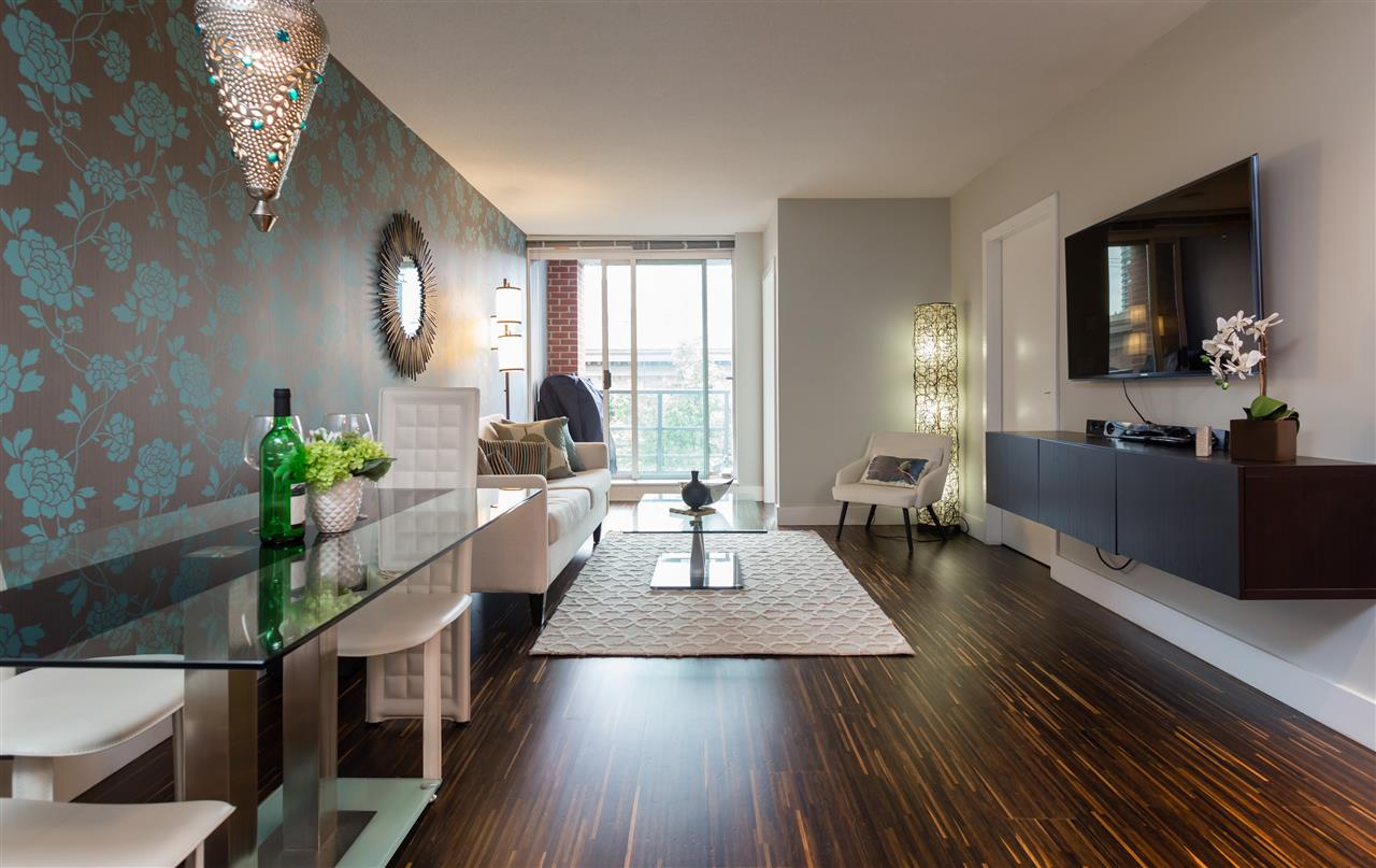 Photo 1: 313 1133 HOMER Street in Vancouver: Yaletown Condo for sale (Vancouver West)  : MLS(r) # R2070125