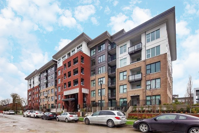 "Main Photo: 107 9311 ALEXANDRA Road in Richmond: West Cambie Condo for sale in ""ALEXANDRA COURT"" : MLS® # R2075646"