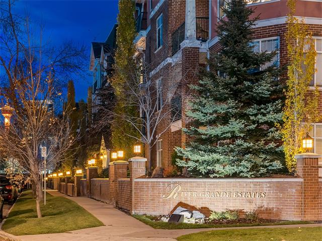Main Photo: 409 2320 ERLTON Street SW in Calgary: Erlton Condo for sale : MLS® # C4086927