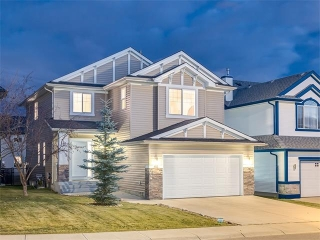 Main Photo: 40 COUGARSTONE Manor SW in Calgary: Cougar Ridge House for sale : MLS(r) # C4087798