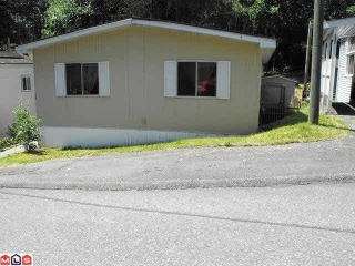 Main Photo: 19 32380 LOUGHEED Highway in Mission: Mission BC Manufactured Home for sale : MLS® # R2122327