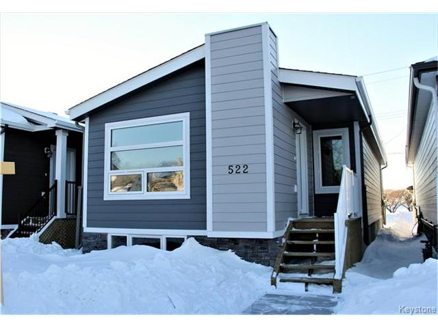 Main Photo: 522 Ferry Road in Winnipeg: St James Residential for sale (5E)  : MLS® # 1700403