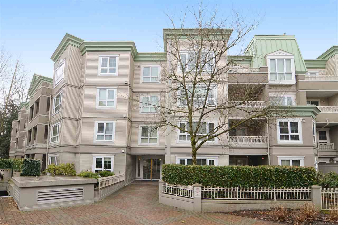 "Main Photo: 337 2980 PRINCESS Crescent in Coquitlam: Canyon Springs Condo for sale in ""Montclaire"" : MLS® # R2142405"