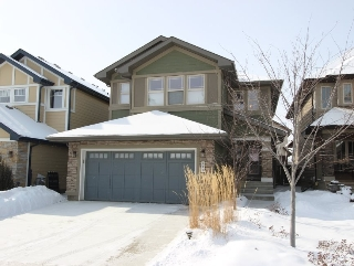 Main Photo: 479 AINSLIE Crescent in Edmonton: Zone 56 House for sale : MLS(r) # E4054447