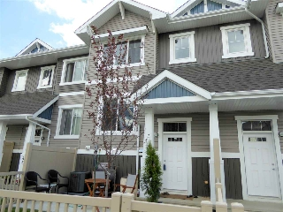 Main Photo: 45 -1140 CHAPPELLE Boulevard in Edmonton: Zone 55 Townhouse for sale : MLS® # E4062265