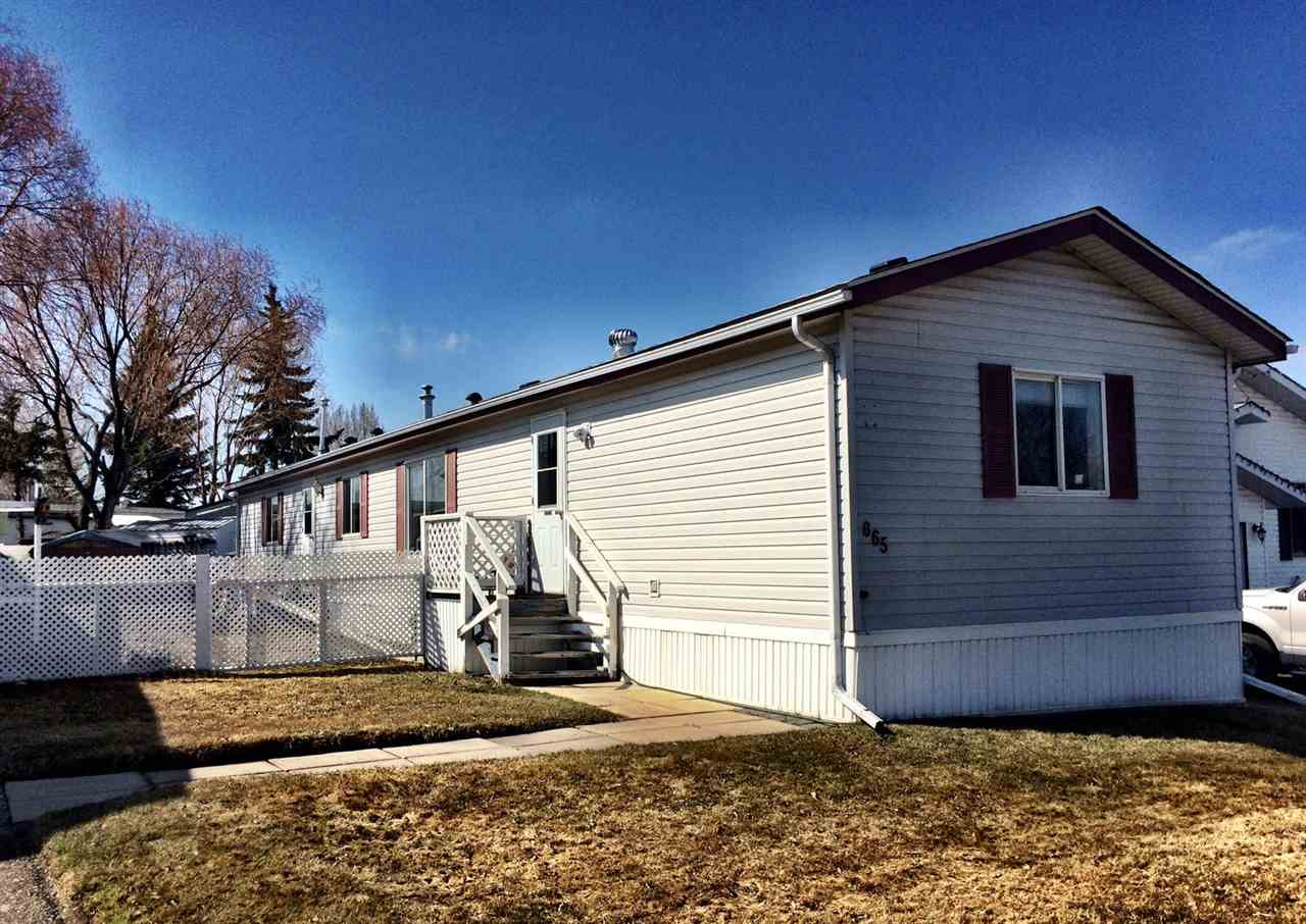 Main Photo: 865 53222 RR 272: Rural Parkland County Mobile for sale : MLS® # E4062678