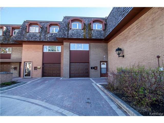 Main Photo: 341 Westwood Drive in Winnipeg: Westwood Condominium for sale (5G)  : MLS®# 1711756