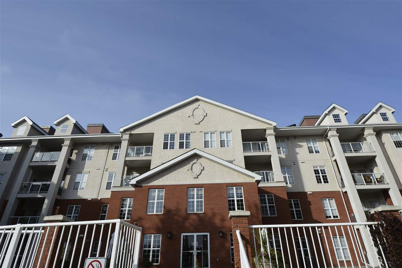 Main Photo: 404 45 INGLEWOOD Drive: St. Albert Condo for sale : MLS(r) # E4064384