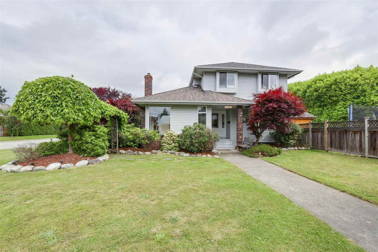 "Main Photo: 1202 163A Street in Surrey: King George Corridor House for sale in ""South Meridian"" (South Surrey White Rock)  : MLS® # R2189721"
