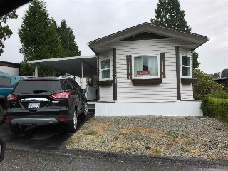 "Main Photo: 81 1840 160 Street in Surrey: King George Corridor Manufactured Home for sale in ""BREAKAWAY BAYS"" (South Surrey White Rock)  : MLS® # R2203990"